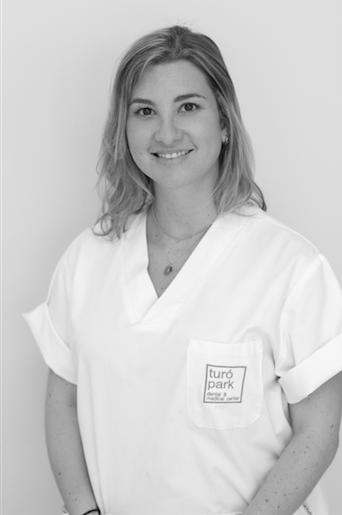 Alexandra Cubero dentiste esthétique barcelone