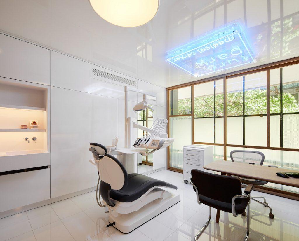 cabinet dentaire français à Barcelone