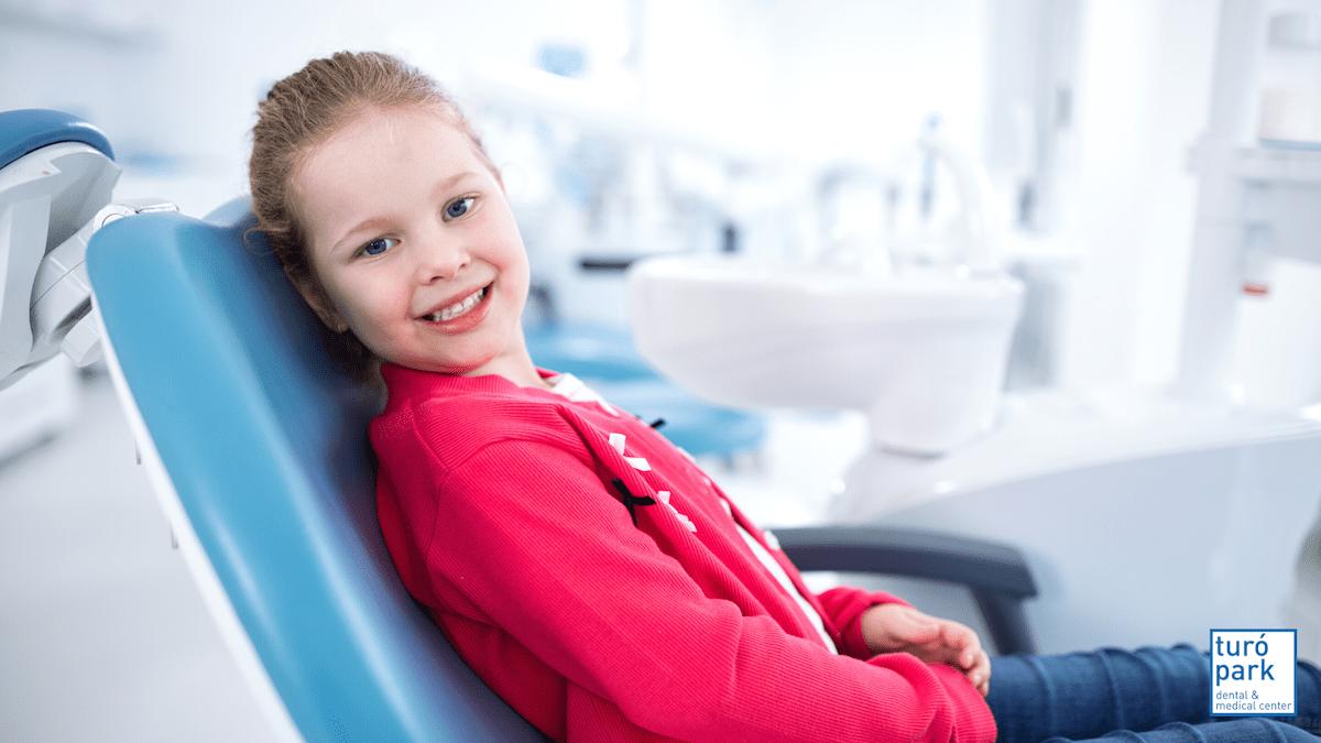 soins dentaire enfants