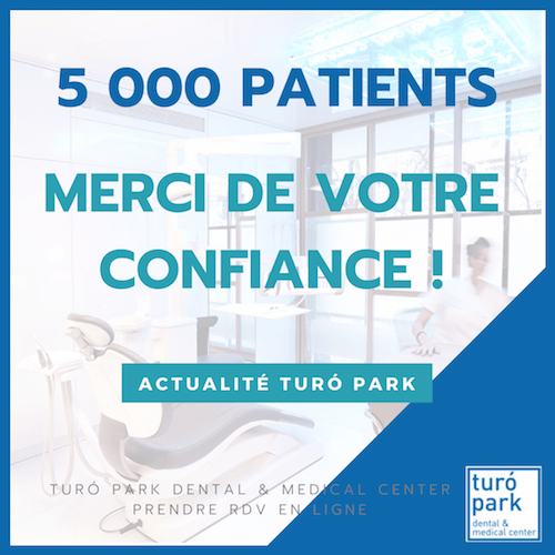 5000 patients - Turo park centre dentaire et medical_dentist et docteurs francais barcelone