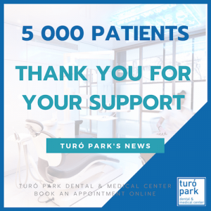 5000 patients_Turo park dental and medical center - english speaking dentist and doctor barcelona