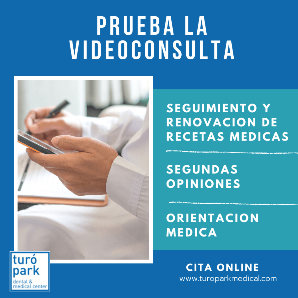 prueba videoconsulta - Turo park dental and medical center barcelona