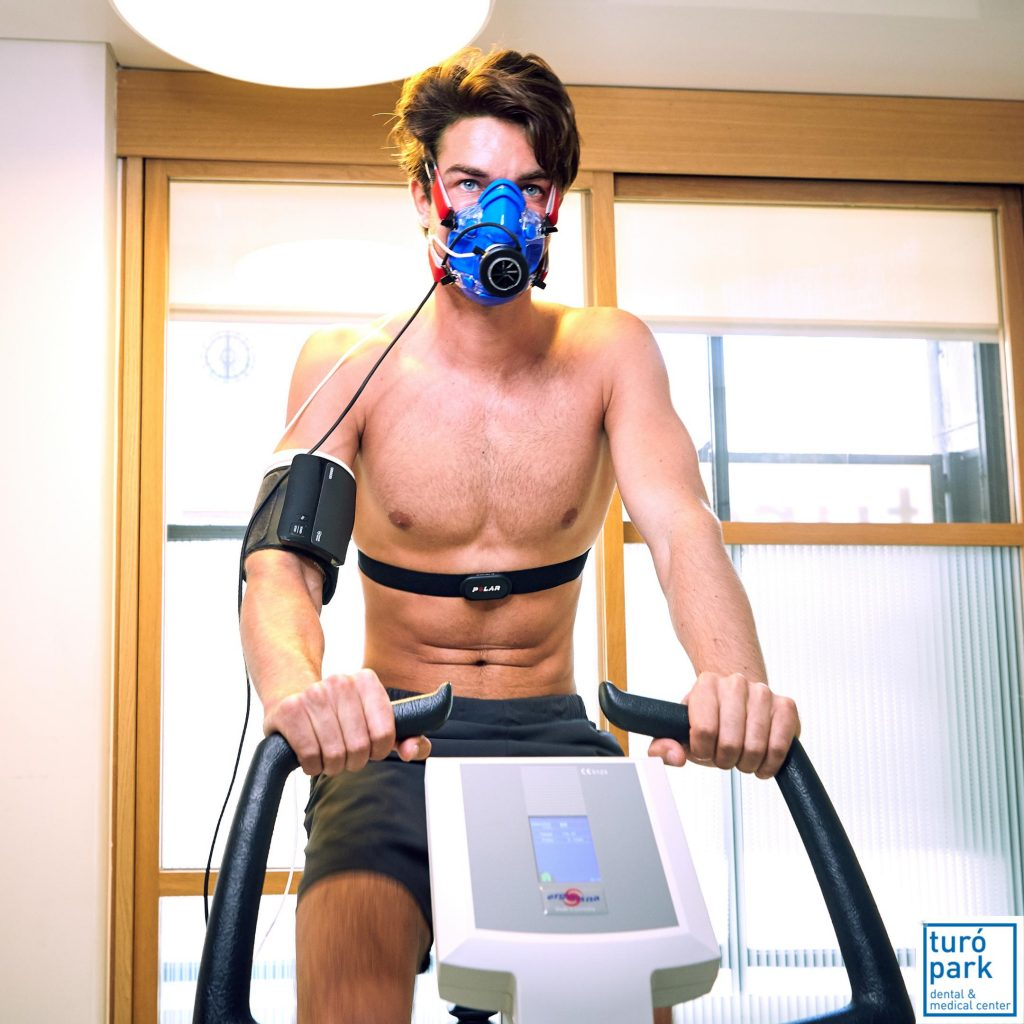 VO2 Max Barcelona Sports Cardiology