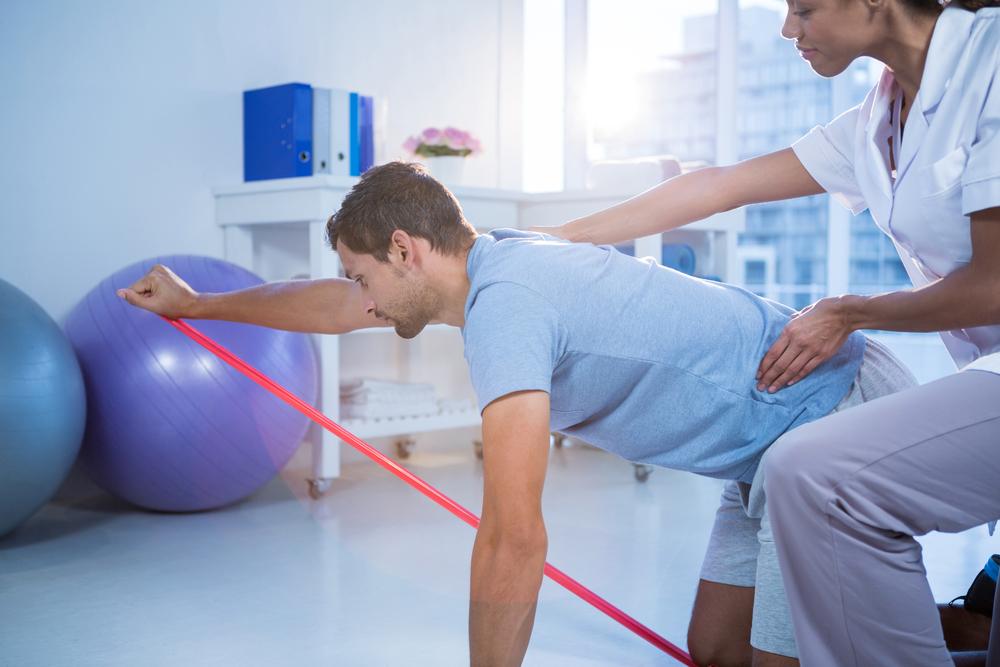 rehabilitation physiotherapist barcelona